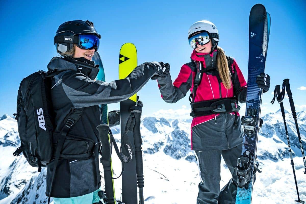 freeride ski courses in austria for youngsters