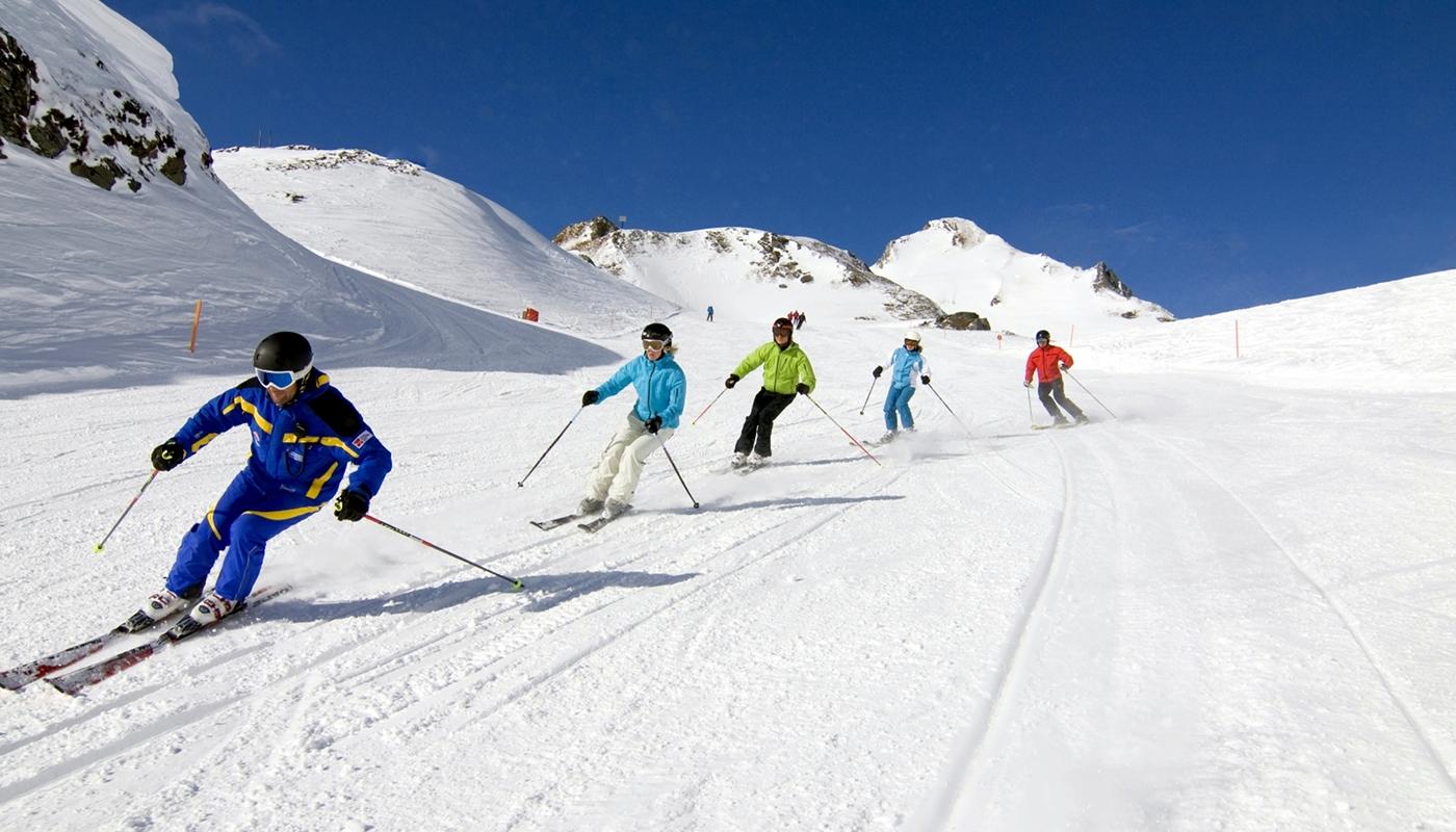 Skischule Dorfgastein | Gastein | Snowboard & Skischule | Kinderskischule